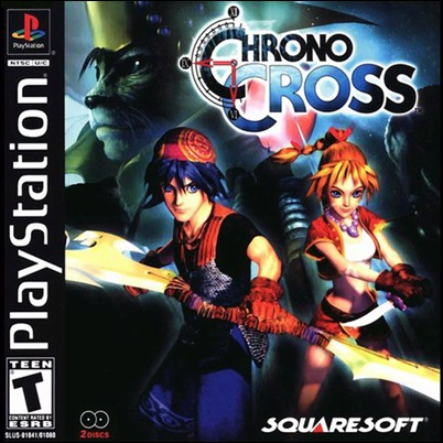 Capa de Chrono Cross